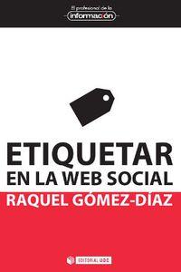 Etiquetar En La Web Social - Raquel Gomez-Diaz