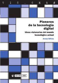 PIONEROS DE LA TECNOLOGIA DIGITAL