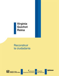 Reconstruir La Ciudadania - Virginia Guichot Reina