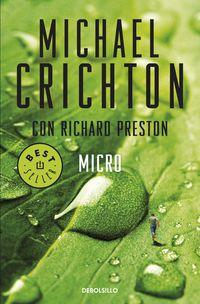 Micro - Michael  Crichton  /  Richard  Preston