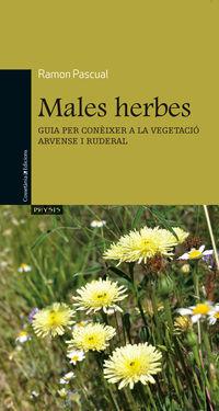 Males Herbes - Ramon Pascual
