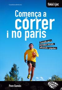 COMENÇA A CORRER I NO PARIS