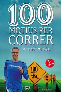 100 MOTIUS PER CORRER