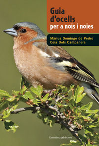 guia d'ocells per a nois i noies - Marius Domingo