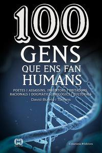 100 gens que ens fan humans - David Bueno I Torrens