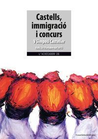 Castells, Immigracio I Concurs - Aa. Vv.