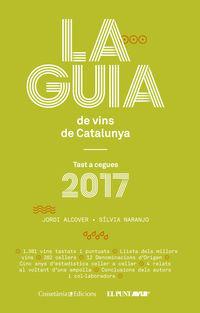 GUIA DE VINS DE CATALUNYA, LA - TAST A CEGUES 2017