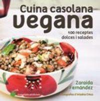 Cuina Casolana Vegana - Zaraida Fernandez