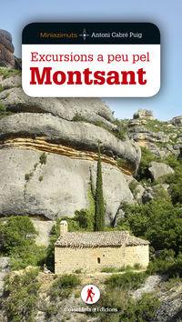 Excursions A Peu Pel Montsant - Antoni Cabre Puig