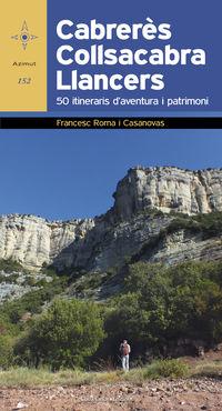 CABRERES - COLLSACABRA - LLANCERS - 50 ITINERARIS D'AVENTURA I PATRIMONI