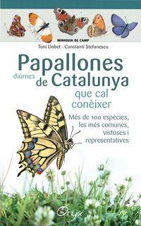 PAPALLONES DIURNES DE CATALUNYA