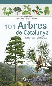 100 ARBRES DE CATALUNYA