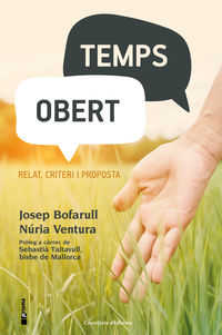 Temps Obert - Josep Bofarull / Nuria Ventura