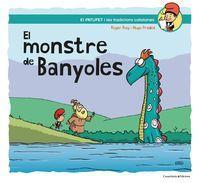 El monstre de banyoles - Roger Roig / Hugo Prades