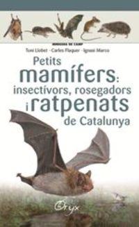 PETITS MAMIFERS DE CATALUNYA