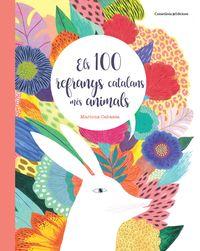 100 refranys catalans mes animals, els - Mariona Cabassa Cortes
