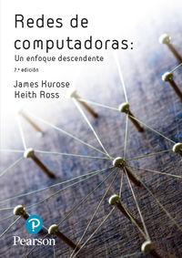 (7 ED) REDES DE COMPUTADORAS - UN ENFOQUE DESCENDENTE