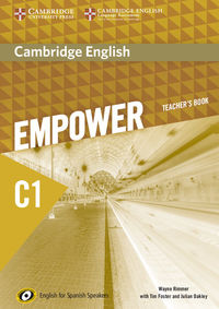 EMPOWER ADVANCED C1 TCH FOR SPANISH SPEAKERS