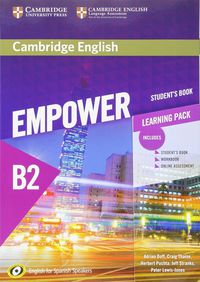 Camb Eng Empower For Spanish Speak B2 Learning Pack - Adrian Doff / Craig Thaine / [ET AL. ]