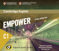 EMPOWER ADVANCED C1 (CD) FOR SPANISH SPEAKERS