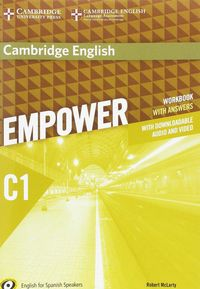 EMPOWER ADVANCED C1 WB W / KEY (+AUDIO DOWNLOAD) (+ONLINE ASSESSMENT AND PRACTICE) FOR SPANISH SPEAKERS