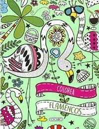 COLOREA FLAMENCOS (T5044001)