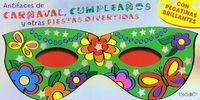 ANTIFACES DE CARNAVAL, CUMPLEAÑOS Y OTRAS FIESTAS DIVERTIDAS