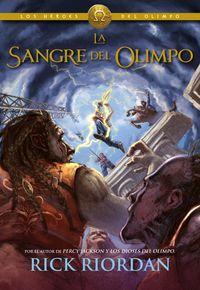 SANGRE DEL OLIMPO, LA - HEROES DEL OLIMPO V