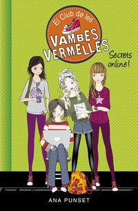 Club De Les Vambes Vermelles 7 - Secrets Online! - Ana Punset / Paula Gonzalez