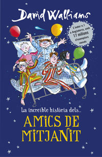 Amics De Mitjanit - David Walliams