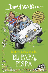 El papa pispa - David Walliams