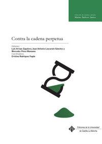 contra la cadena perpetua - Mercedes Perez Manzano