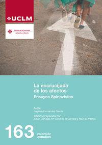 encrucijada de los afectos, la - ensayos spinozistas - Eugenio Fernandez Garcia