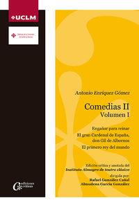 COMEDIAS II - VOLUMEN I