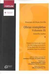 OBRAS COMPLETAS VOLUMEN IX
