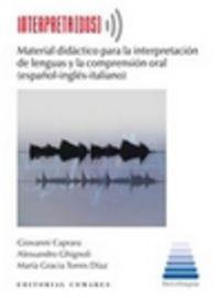 INTERPRETA (DOS) - MATERIAL DIDACTICO PARA LA INTERPRETACION DE LENGUAS