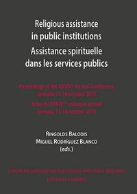 RELIGIOUS ASSISTANCE IN PUBLIC INSTITUTIONS ASSISTANCE SPIRITUELLE DANS LES SERVICES PUBLICS