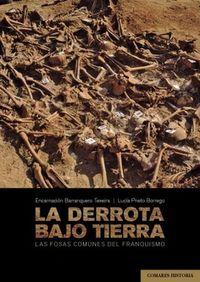 DERROTA BAJO TIERRA - LAS FOSAS COMUNES DEL FRANQUISMO