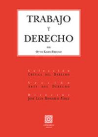 TRABAJO Y DERECHO