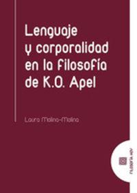 LENGUAJE Y CORPORALIDAD EN LA FILOSOFIA DE K. O. APEL