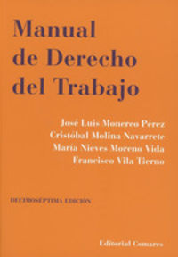(17 ED) MANUAL DE DERECHO DEL TRABAJO