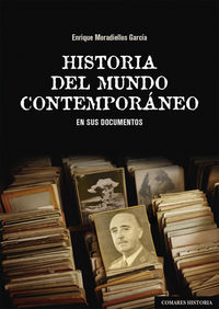 HISTORIA DEL MUNDO CONTEMPORANEO - EN SUS DOCUMENTOS