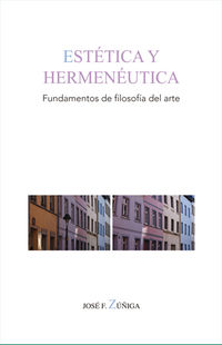 ESTETICA Y HERMENAUTICA - FUNDAMENTOS DE FILOSOFIA DEL ARTE