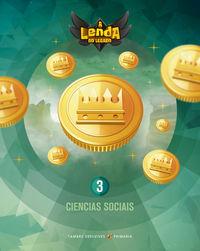 EP 3 - CIENCIAS SOCIAIS (GAL) - LENDA DO LEGADO