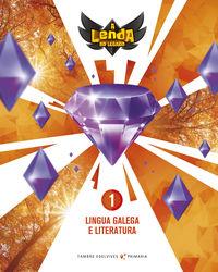 EP 1 - LINGUA GALEGA E LITERATURA (GAL) - LENDA DO LEGADO