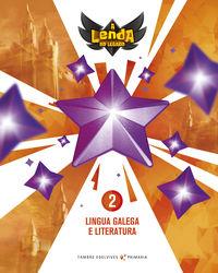 EP 2 - LINGUA GALEGA E LITERATURA (GAL) - LENDA DO LEGADO