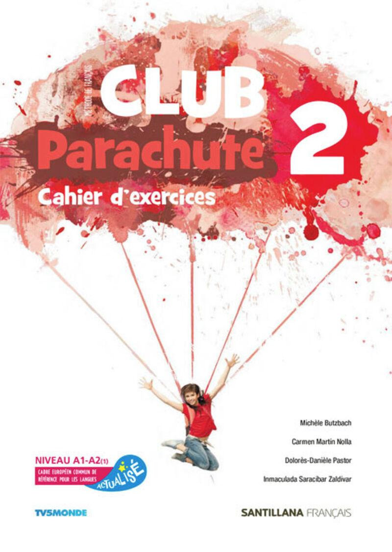 ESO 2 - CLUB PARACHUTE 1 PACK CAHIER