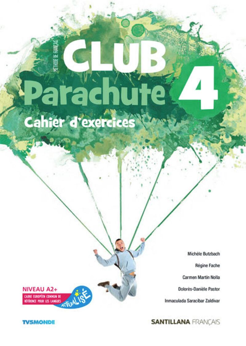 ESO 4 - CLUB PARACHUTE 1 PACK CAHIER