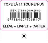 ESO 1 - TOPE LA! 1 TOUT EN UN (+CAH+LIVRET+COD)