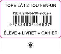 ESO 2 - TOPE LA! 2 TOUT EN UN (+CAH+LIVRET+COD)